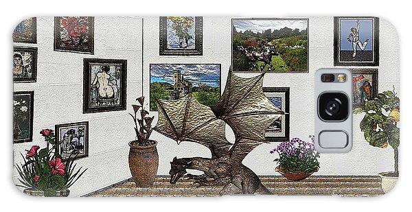 Digital Exhibition _ Dragon Galaxy Case by Pemaro
