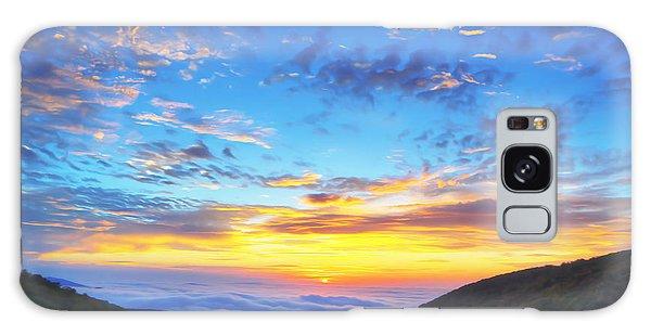 Digital Liquid - Good Morning Virginia Galaxy Case