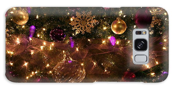 Dim The Lights Galaxy Case by Marie Neder