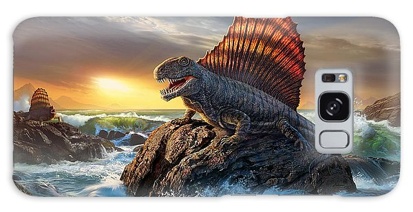 Beam Galaxy Case - Dimetrodon by Jerry LoFaro