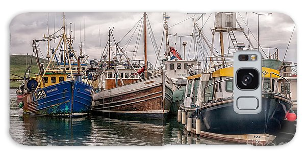 Dingle Harbour Galaxy Case