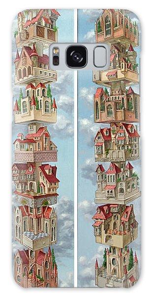 Diptych Air Castles Galaxy Case