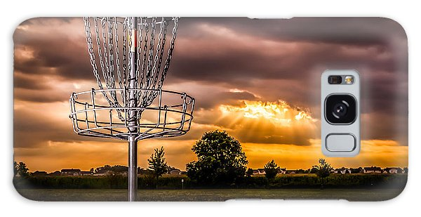 Disc Golf Anyone? Galaxy Case