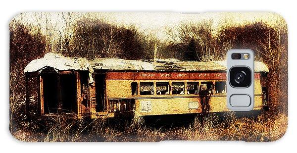 Discarded Train Galaxy Case