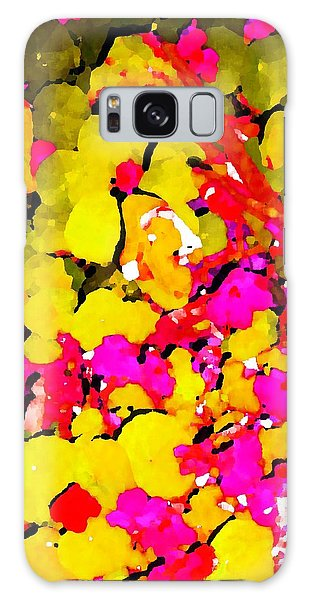 Galaxy Case featuring the digital art Discovering Joy by Winsome Gunning