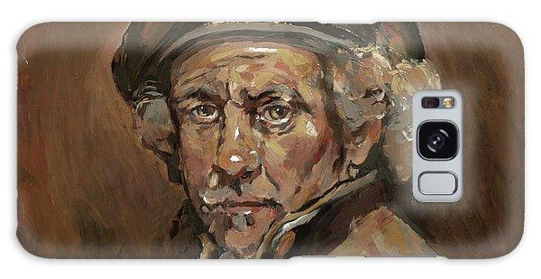 Disguised As Rembrandt Van Rijn Galaxy Case