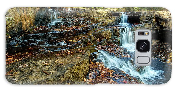 Dismal Creek Falls Horizontal Galaxy Case