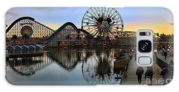 Disney California Adventure Panorama Galaxy Case