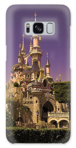 Disney Castle Paris Galaxy Case