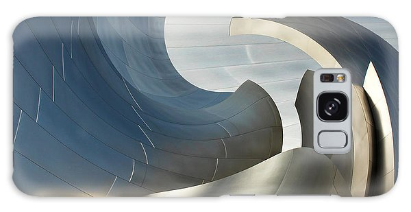 Disney Concert Hall Swirl Galaxy Case