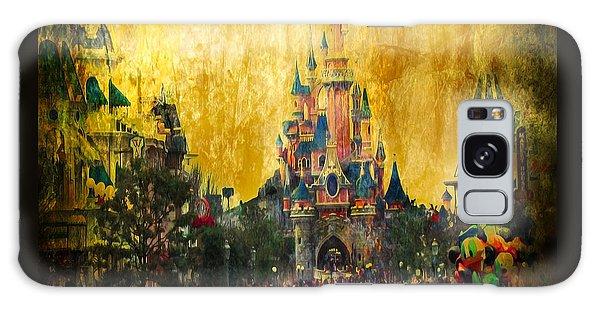 Disney World Galaxy S8 Case