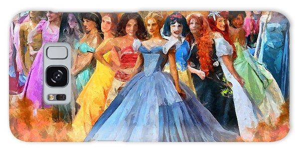 Disney's Princesses Galaxy Case