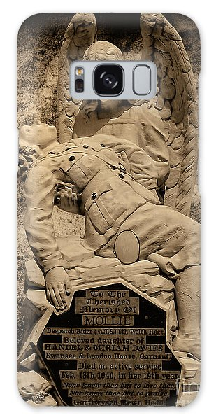 Dispatch Rider Memorial Galaxy Case