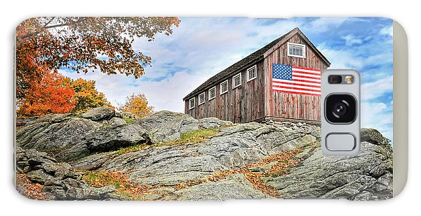Display Of Colors - Roxbury Barn  Galaxy Case
