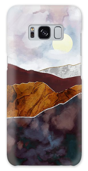 Landscapes Galaxy Case - Distant Light by Katherine Smit