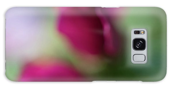 Distant Roses Galaxy Case