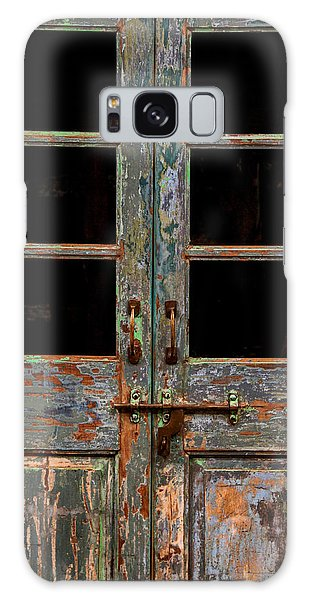 Distressed Doors Galaxy Case