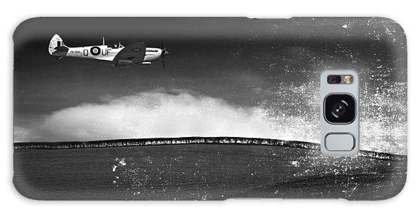 Distressed Spitfire Galaxy Case