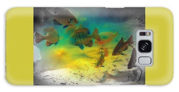 Dive Buddies Galaxy Case