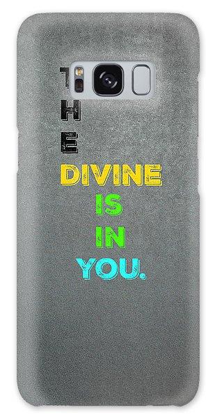 Divine #4 Galaxy Case