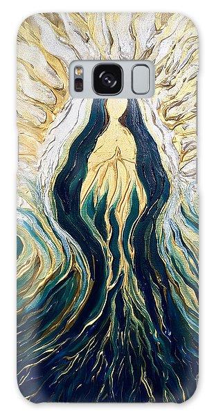 Divine Mother Galaxy Case