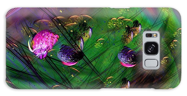 Reef Diving Galaxy Case - Diving The Reef Series - Hallucinations by David Lane