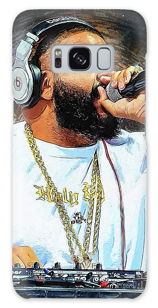 Dj Khaled Galaxy S8 Case