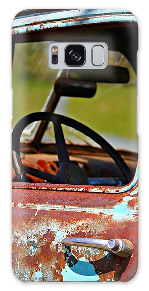 Do You Need A Ride- Fine Art Galaxy Case