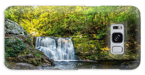 Doans Falls Lower Falls Galaxy Case