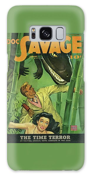 Doc Savage The Time Terror Galaxy Case