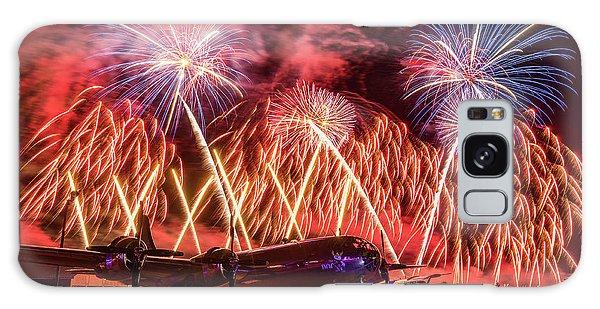 Doc's Fireworks Galaxy Case