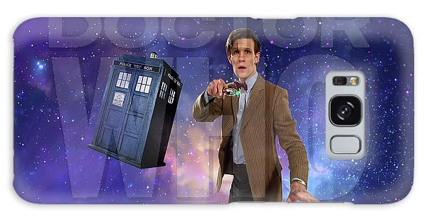 Doctor Who Galaxy Case by Pat Cook