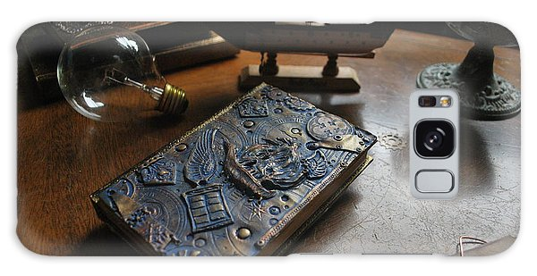 Doctor Who Steampunk Journal  Galaxy Case
