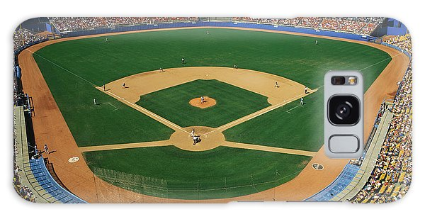 Astro Galaxy Case - Dodger Stadium by Panoramic Images