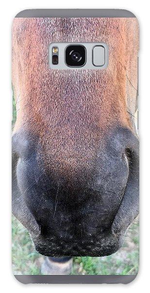 Big Nose  Galaxy Case