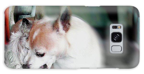 Dog Love Art 4 Galaxy Case