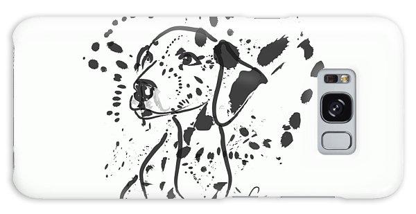 Dog Spot Galaxy Case
