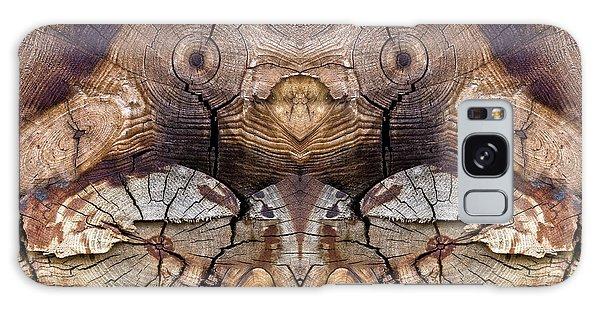 Dog-wood Owl Galaxy Case