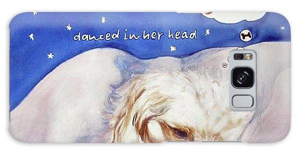 Doggie Dreams Galaxy Case