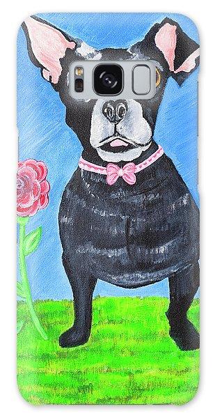 Doggone Delightful Galaxy Case