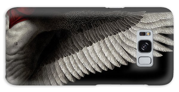 Dogma Galaxy Case by Pat Erickson