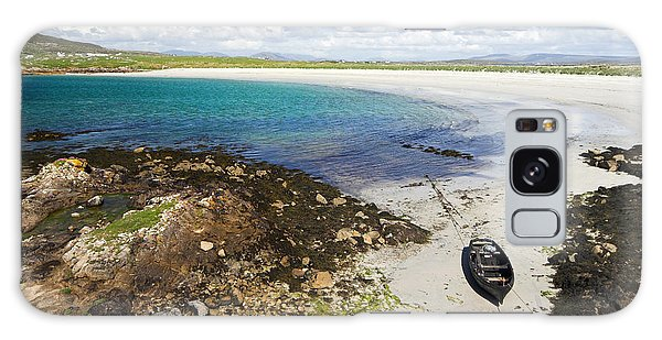 Dogs Bay Roundstone Ireland Galaxy Case