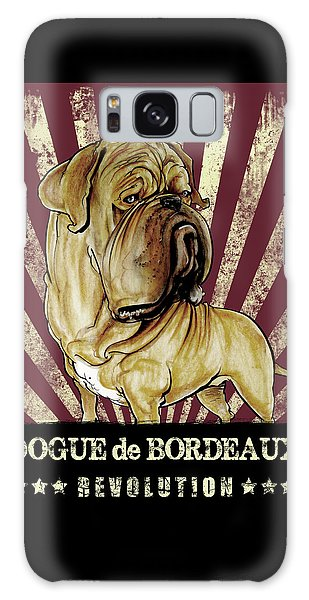 Dogue De Bordeaux Revolution Galaxy Case