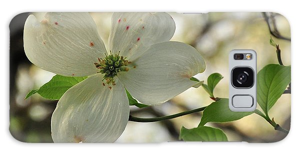 Dogwood Bloom Galaxy Case