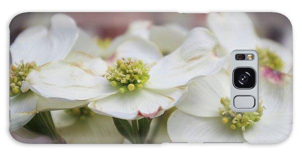 Dogwood Flowers Galaxy Case