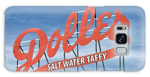 Dolles Salt Water Taffy - Rehoboth Beach  Delaware Galaxy Case by Brendan Reals