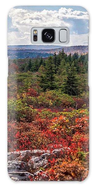 Dolly Sods Wilderness In Autumn 4273 Galaxy Case