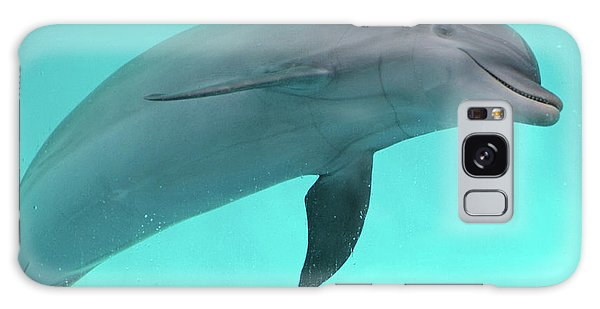Dolphin Galaxy Case - Dolphin by Sandy Keeton