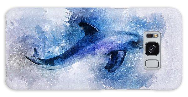 Dolphins Freedom Galaxy Case