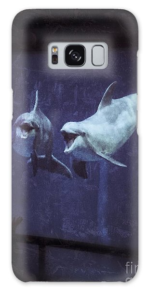 Dolphinspiration Galaxy Case